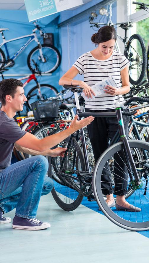 Louer ou acheter un vélo