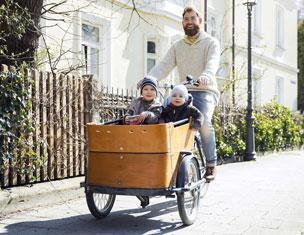 Siège de vélo enfant
