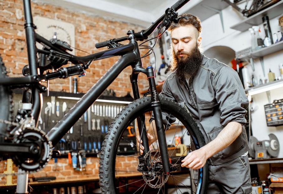 Vivre sa passion pour le vélo